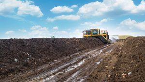 Vermeer CT718 Bioenergy Compost Turner