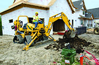 Vermeer Plows, Trenchers, Rockwheels