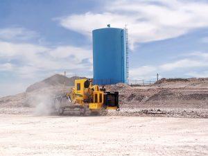 Vermeer T1655III Surface Mine