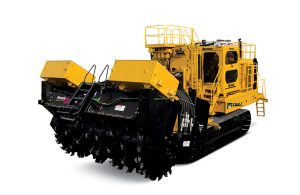 Vermeer Overview Of Range Surface Miner