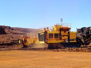 Vermeer T1655III Surface Miner