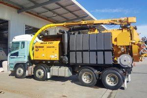 VX70-1200 Vacuum Excavator Trucks