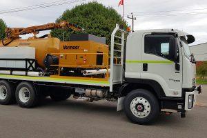 VX70-800 Vacuum excavator