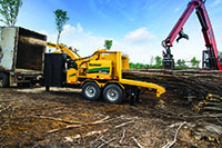 Vermeer Whole Tree Chippers
