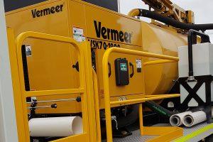 VX70-1200 vacuum excavator