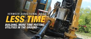 Less time drillling