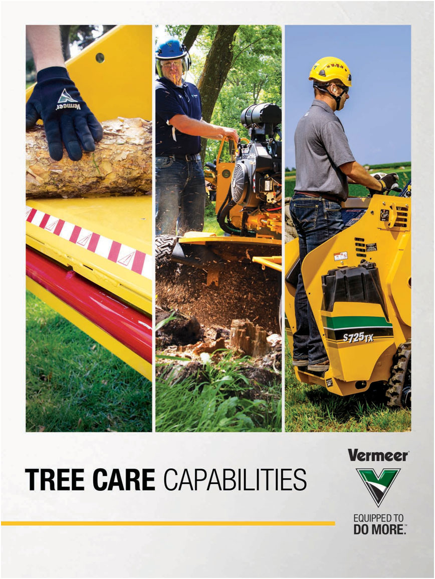 Tree Care Capabilities