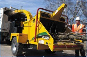 BC1500XL Wood Chipper