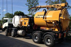 Uses for Vacuum Excavator Trucks