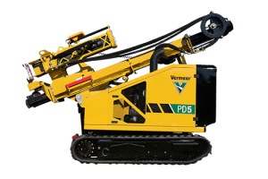 pd5 pile driver features
